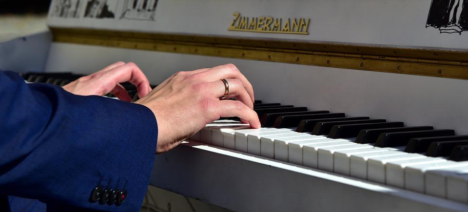 Piano, Piano Player, Keyboard, Hands, Instrument, Music