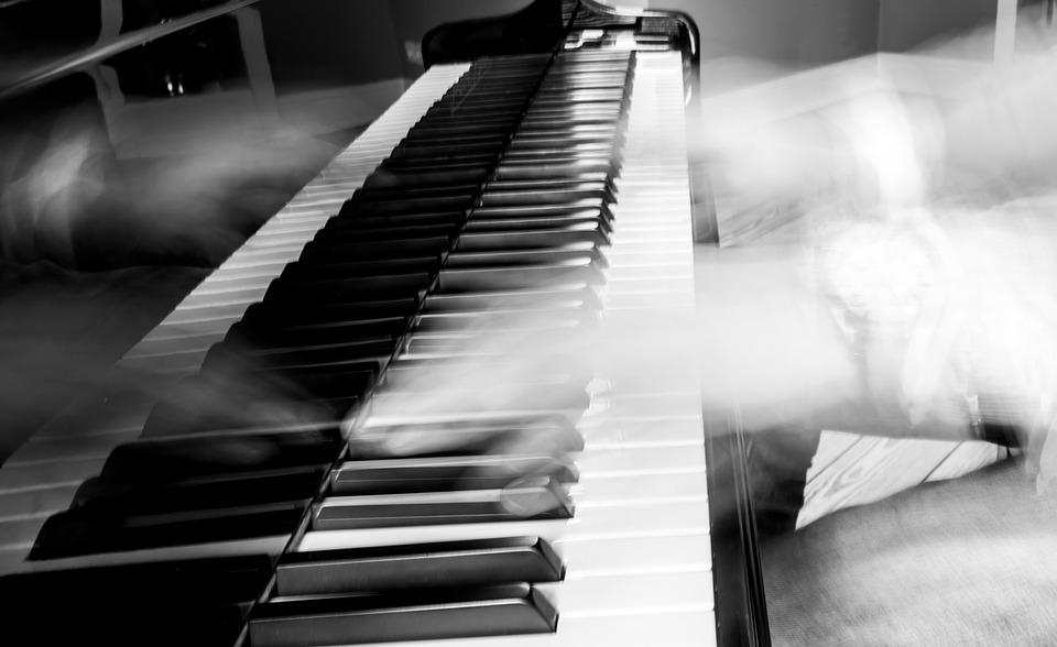 Piano, Wing, Classic, Instrument, Keys, Concert