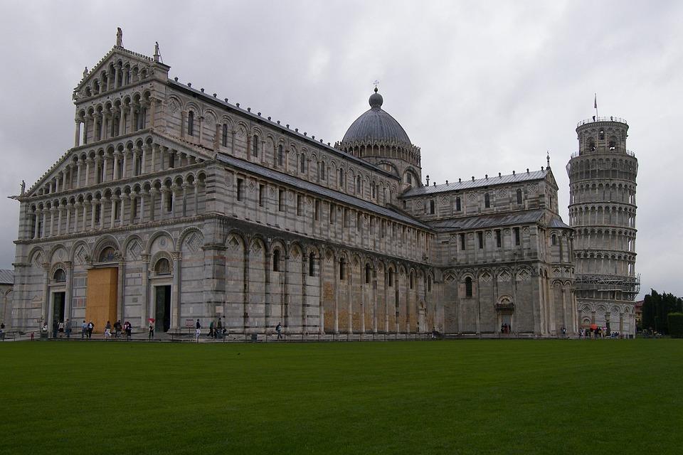Cathedral Square, Piazza Del Duomo, Pisa