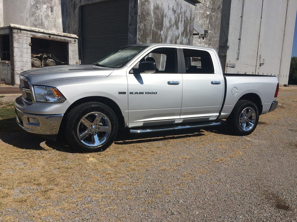 Ram, Dodge, Big Horn, Truck, Pickup