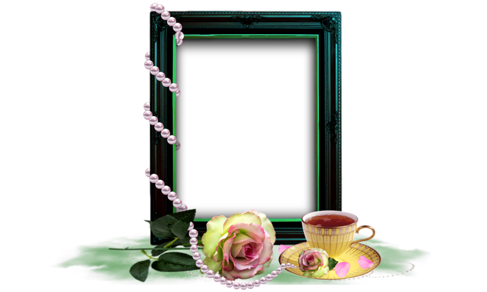 Picture Frame, Design, Good Morning
