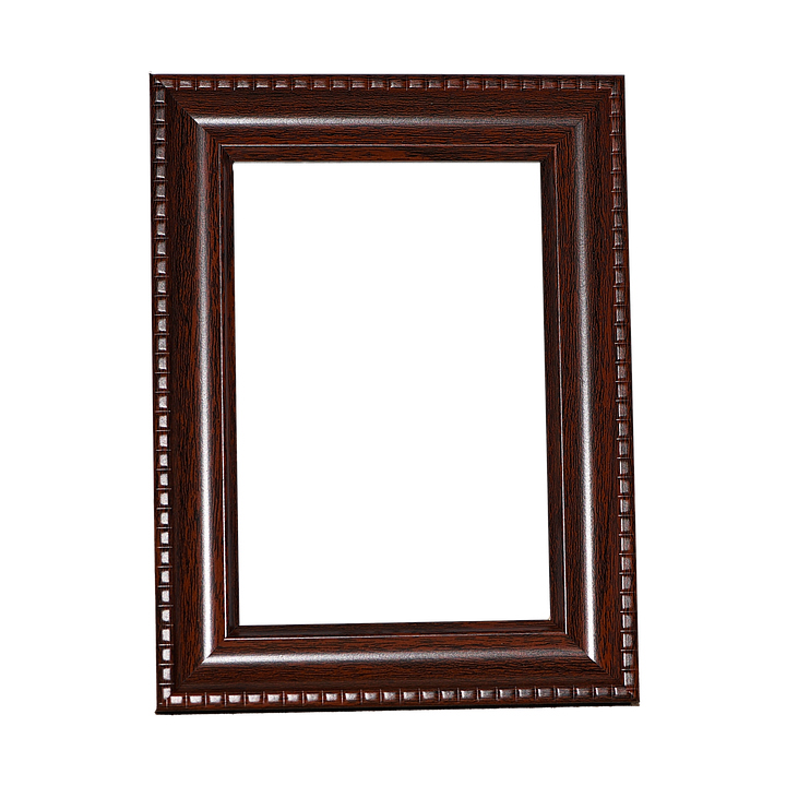 Picture Frame, Photo Frame, Without Photo