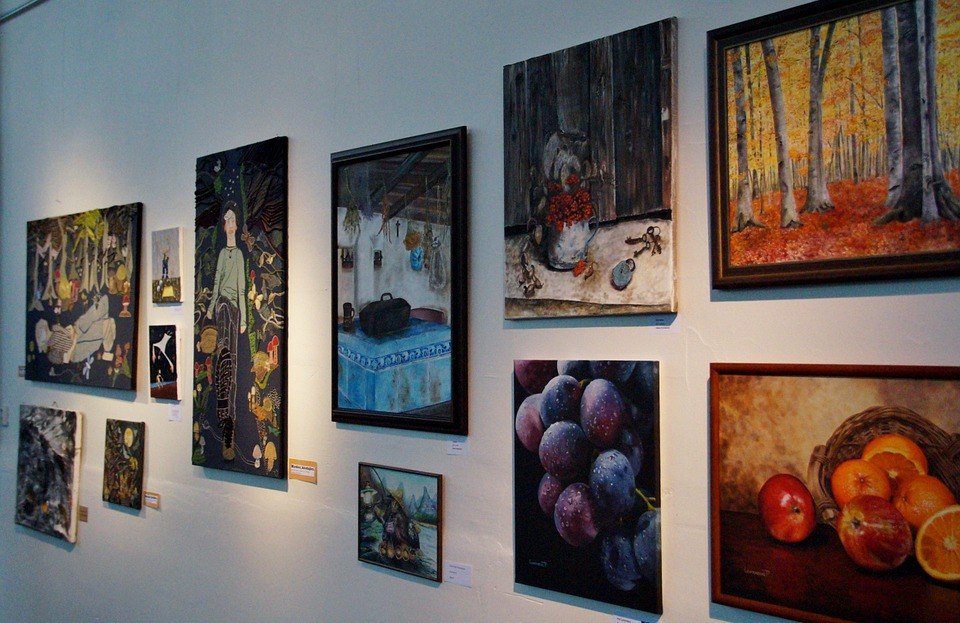 Pictures, Gallery, Show, Art