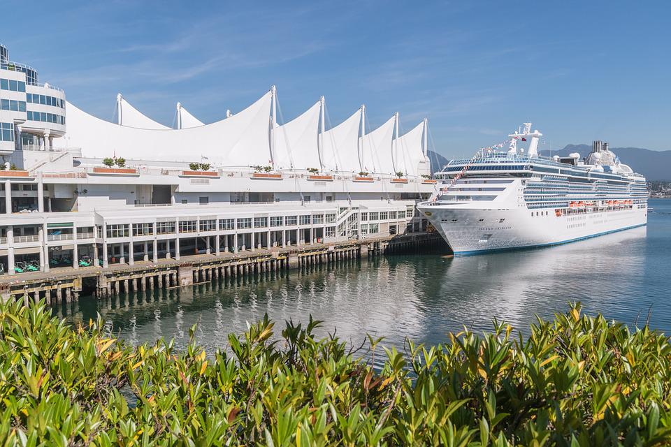 Free Photo Pier Canada Port Pacific Cruise Ship Vancouver Max Pixel - How many cruise ships in port