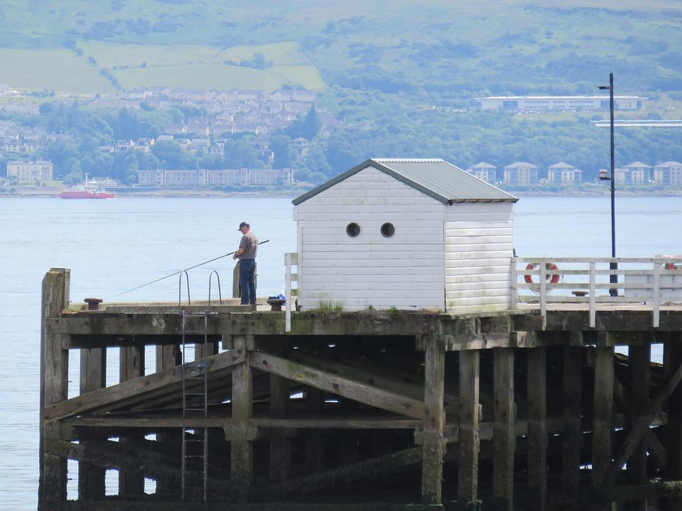 Jetty, Landing, Water, Pier, Scenic, Ship