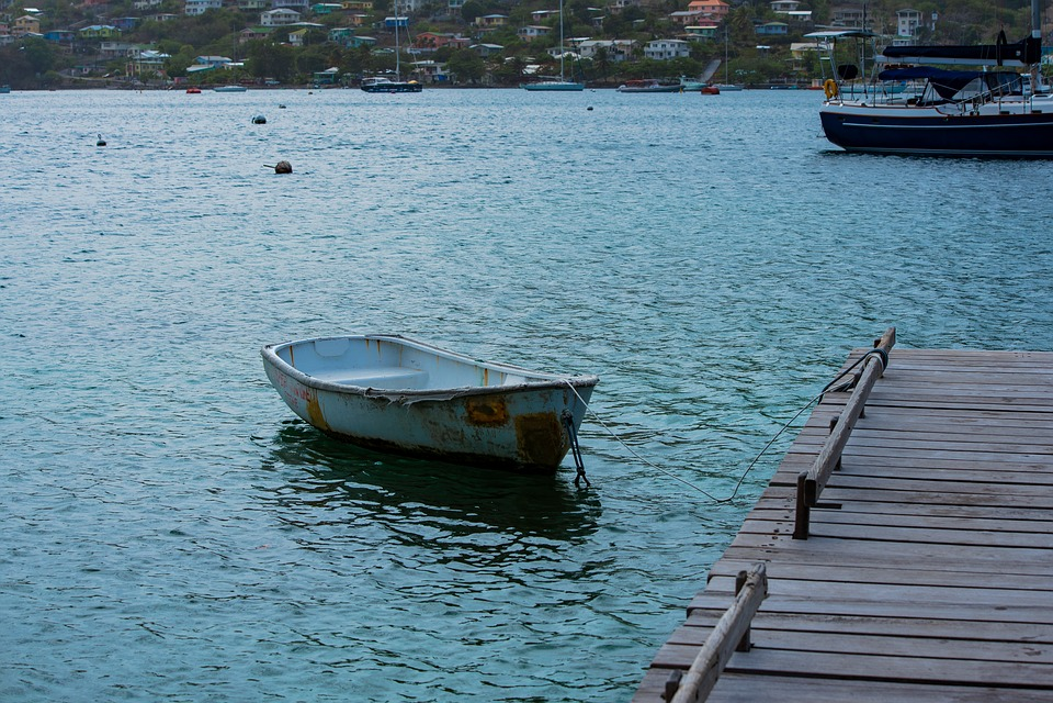 Sailor's Wilderness Tours, Pier, Fishing Boat