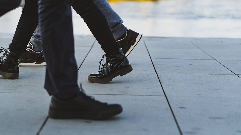 Legs, People, Pierce, Shoes, Water, Sports, Couple