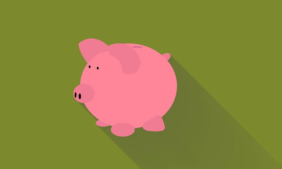 Save Money, Bank, Piggy, Finance, Pig, Business