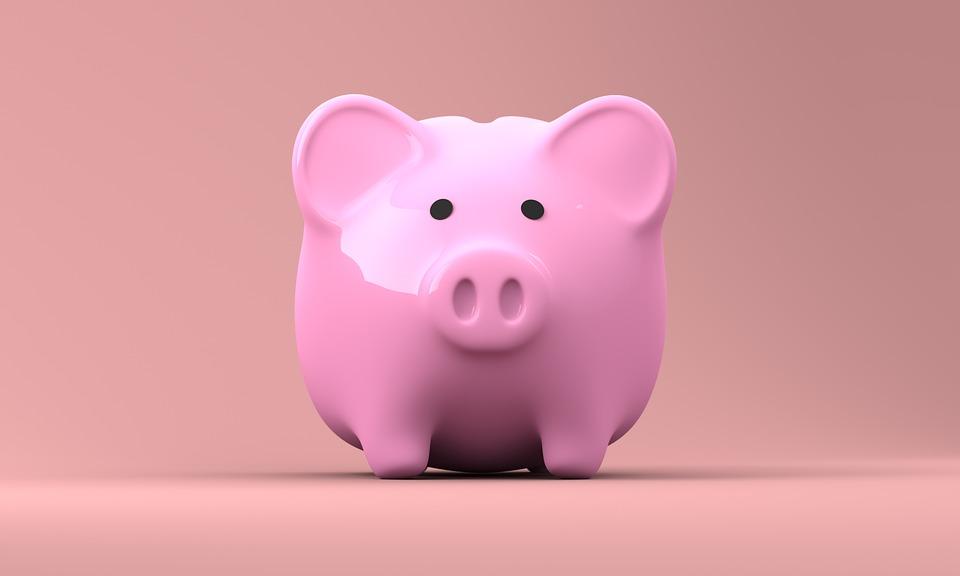 Piggy Bank, Money, Finance, Banking, Currency, Cash