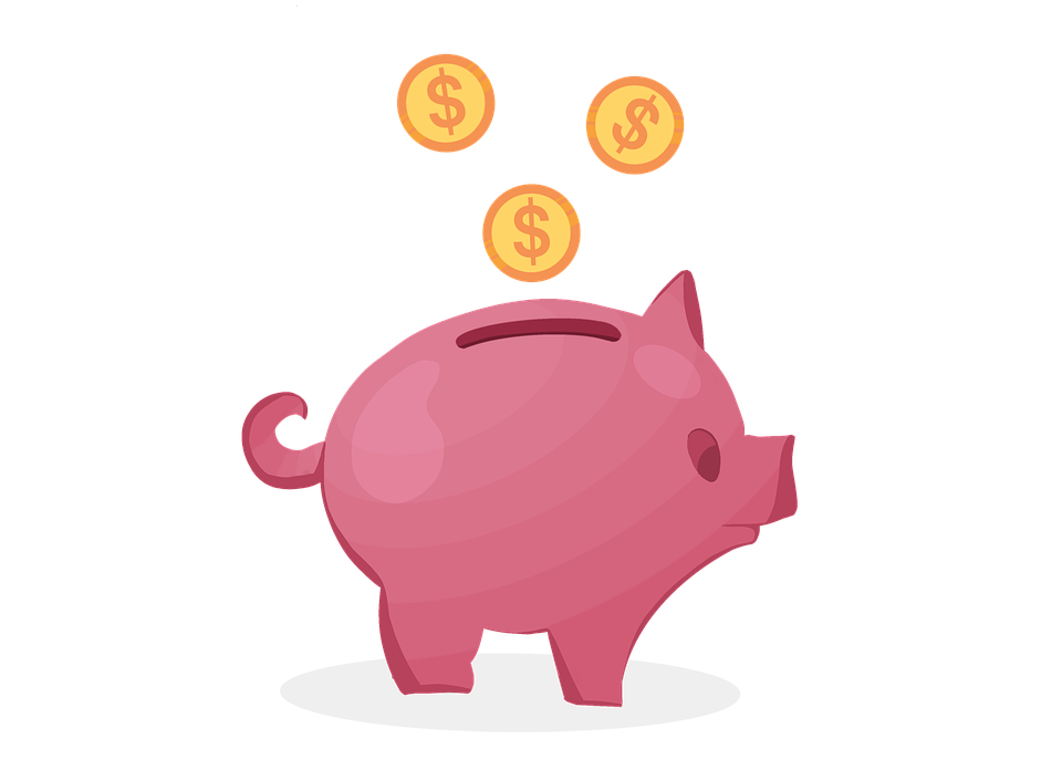 Money Piggy Bank, Bank, Piggy Bank, Money Bank, Coin