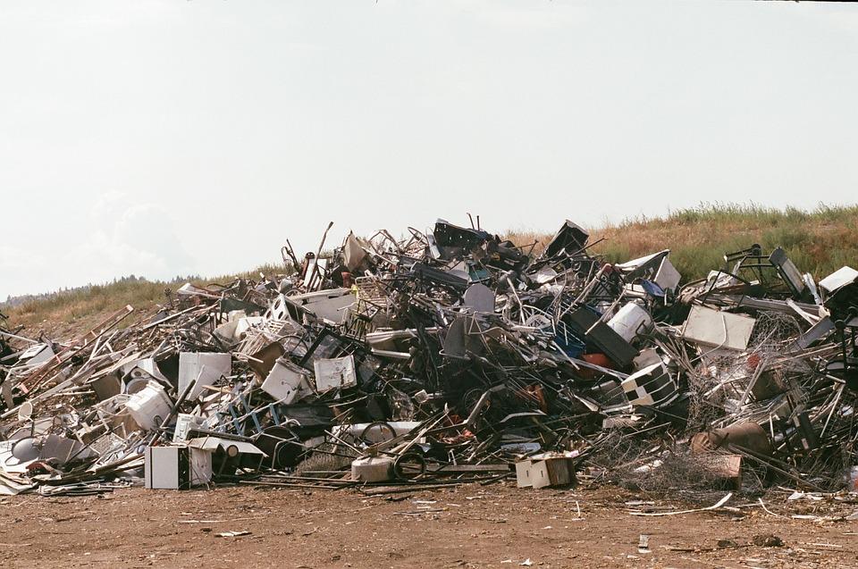 Garbage Dump, Trash, Waste, Pile, Refuse, Scrap