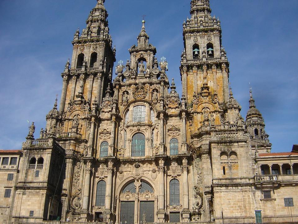 Cathedral, Compostela, Pilgrimage