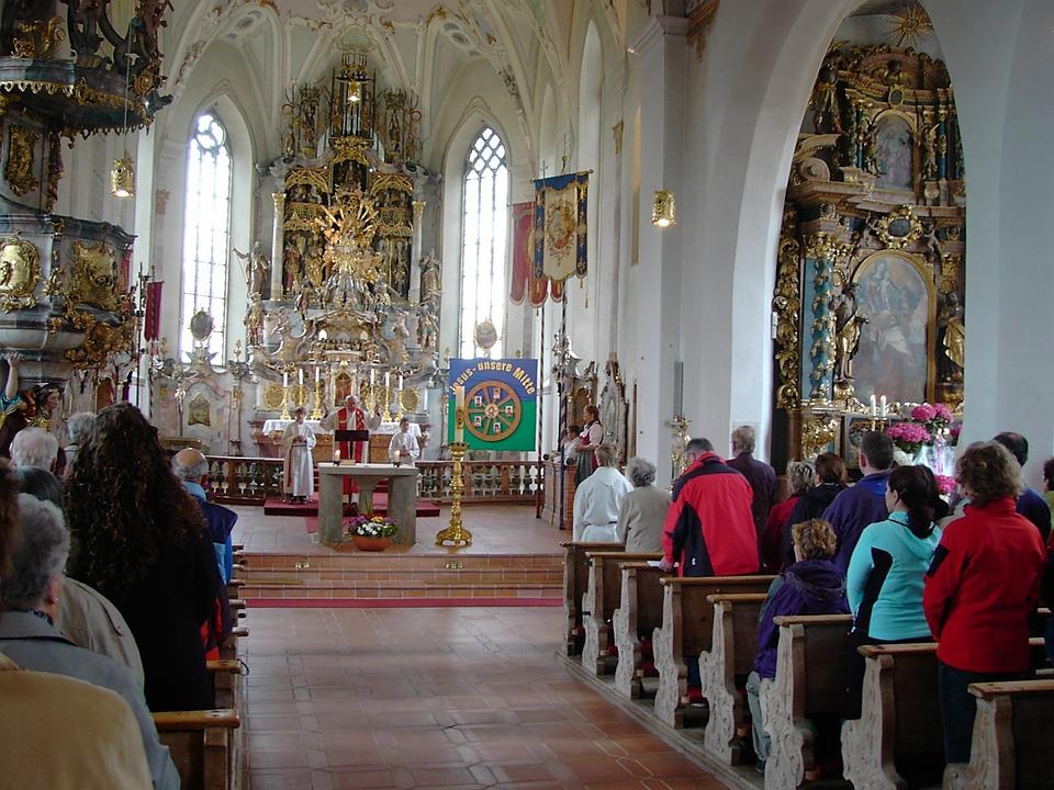 Maria Rain, Pilgrimage Church