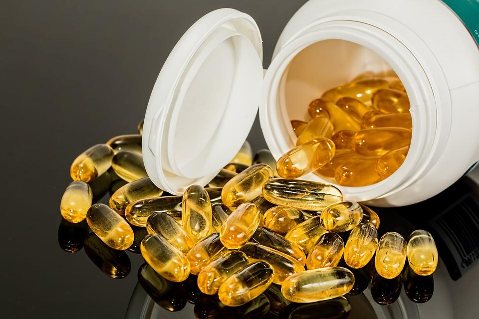 Capsule, Pill, Health, Medicine, Medication, Vitamins