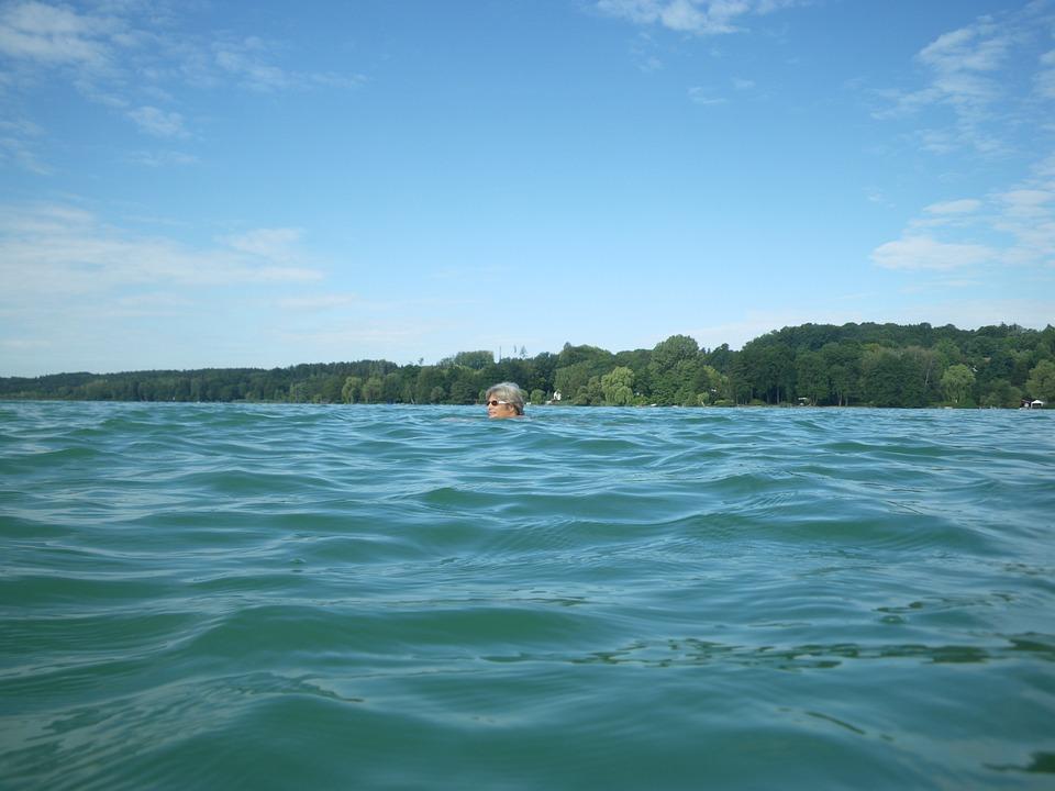 Pilsensee, Swim, Water
