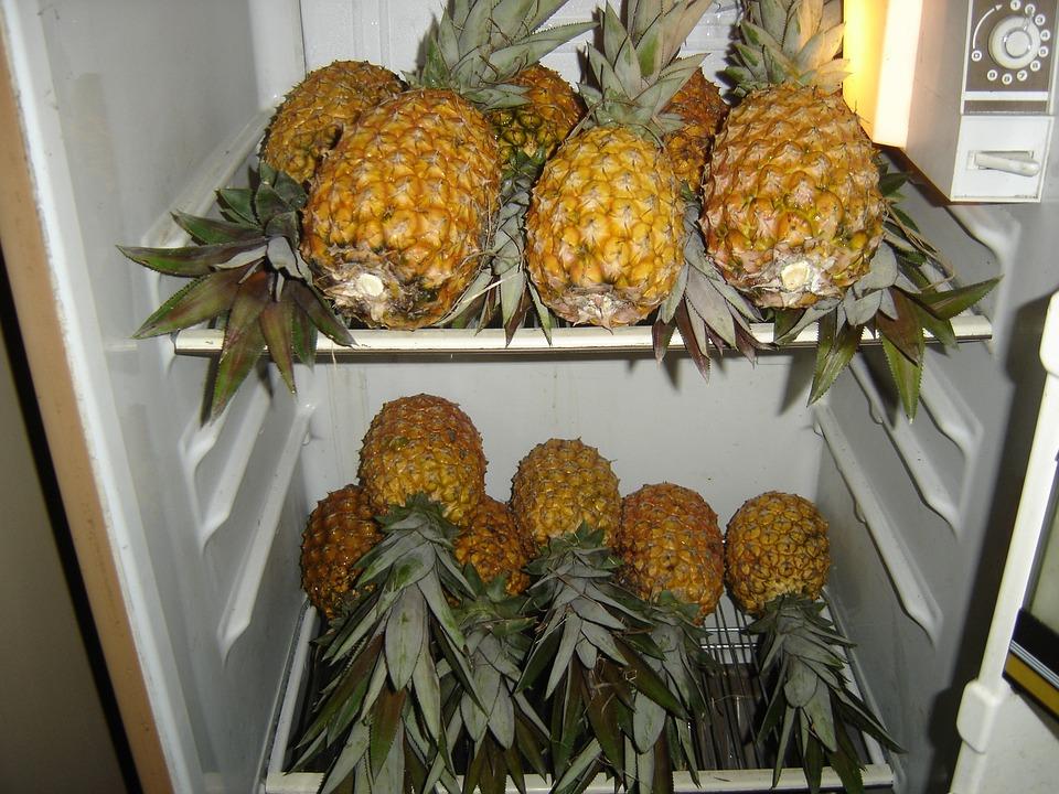 Pineapple, Ice, Mature