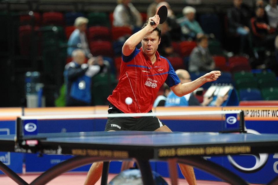 Table Tennis, Ping Pong, Passion, Sport