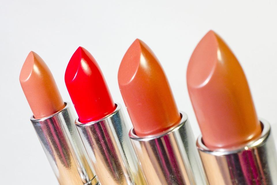 Lipstick, Cosmetics, Face, Beauty, Makeup, Pink
