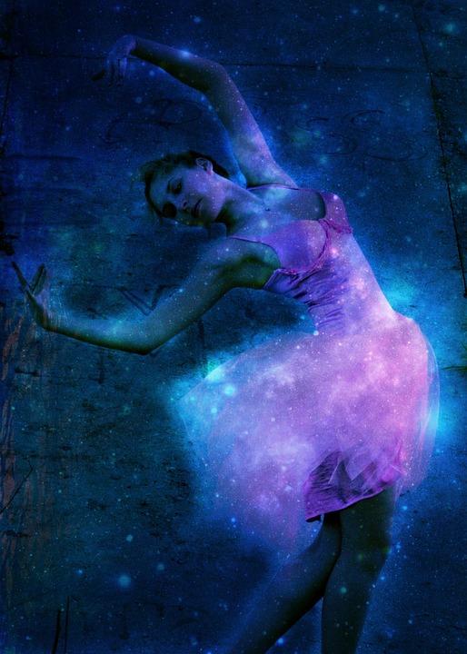 Ballerina, Pink, Magic