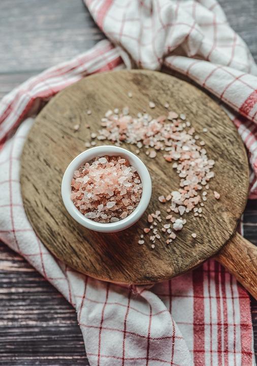 Himalayan Salt, Pink Salt, Seasoning, Ingredient