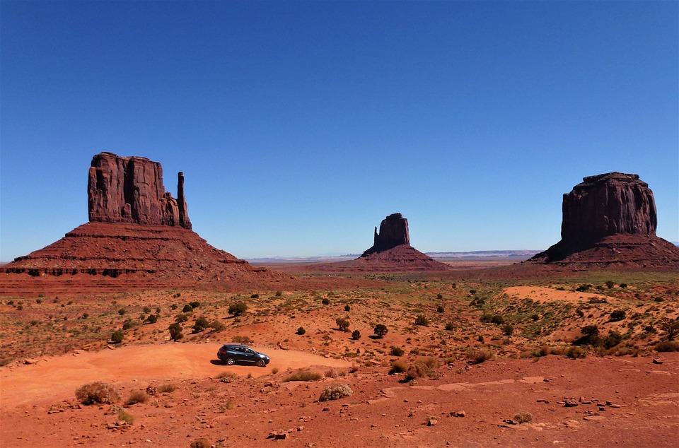 Nature, Park, Usa, Desert, Pink Sandstone, No Person
