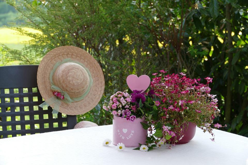 Still Life, Spring, Spring Idyll, Flowers Pink, Pink