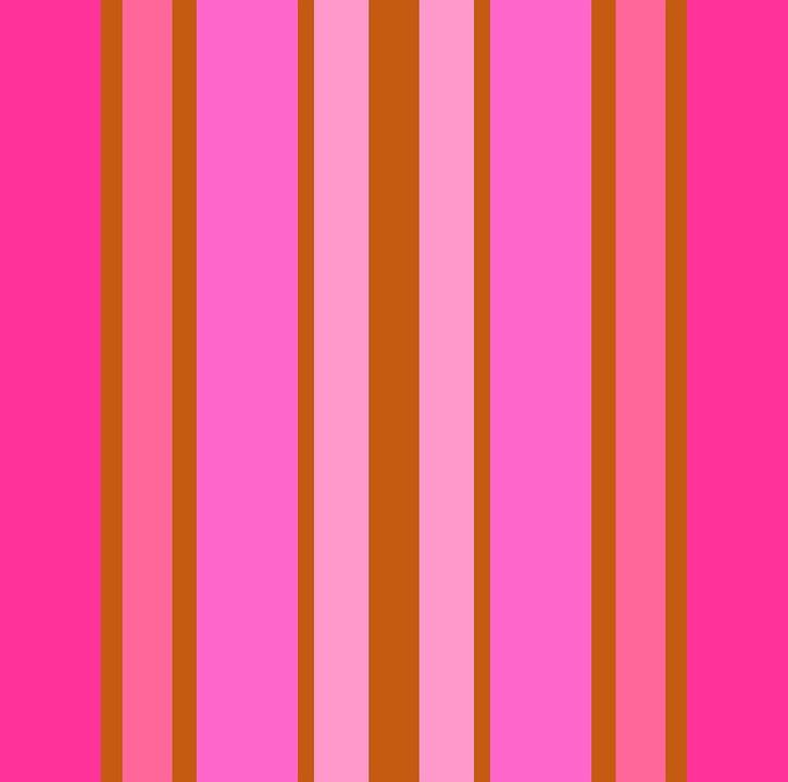 Pink, Brown, Vertical, Geometric, Stripes, Lines