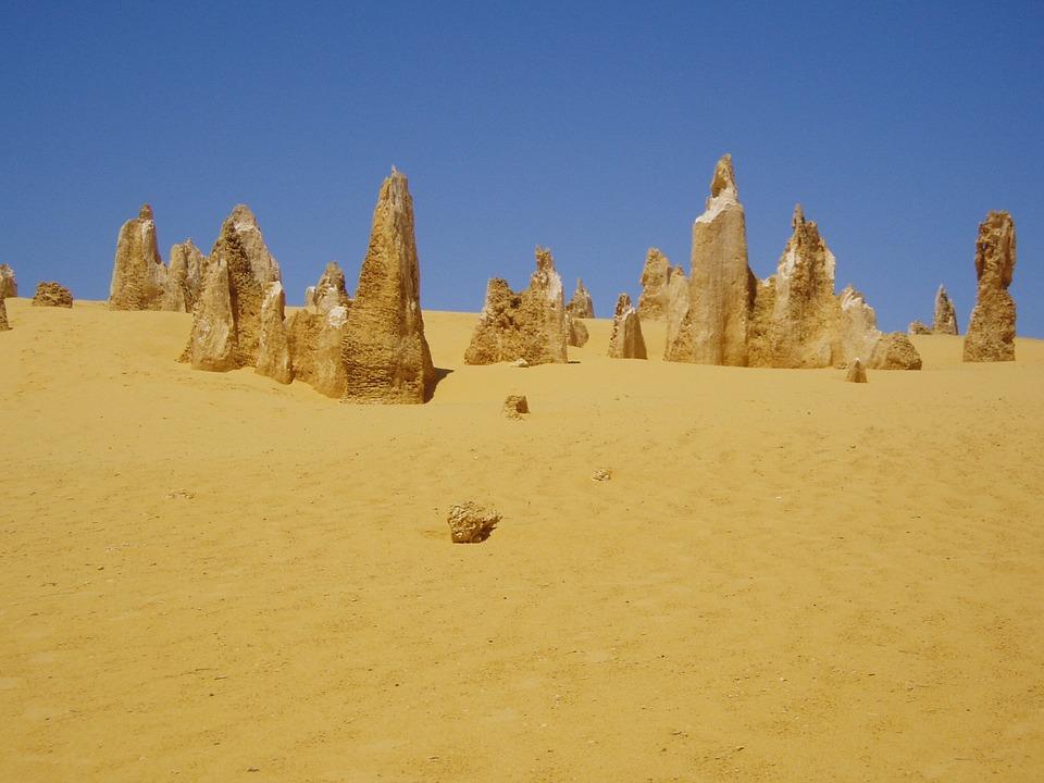Australia, West Coast, Pinnacle Desert