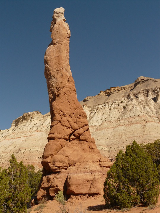 Grand Staircase Escalante, National Park, Pinnacle