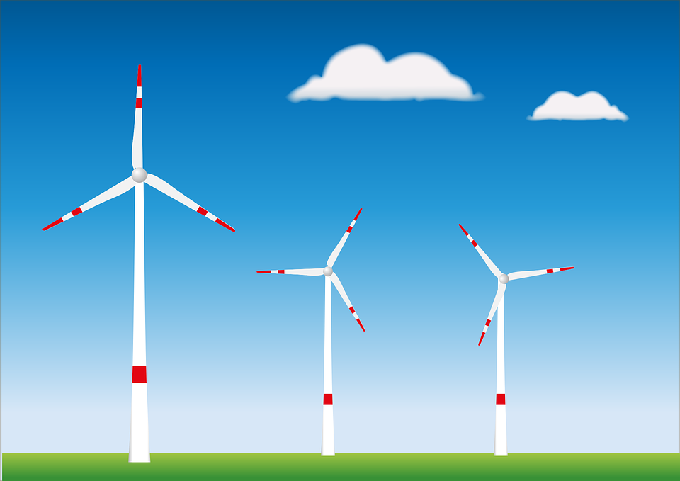 Wind Turbine, Pinwheel, Wind Power, Wind Energy, Energy