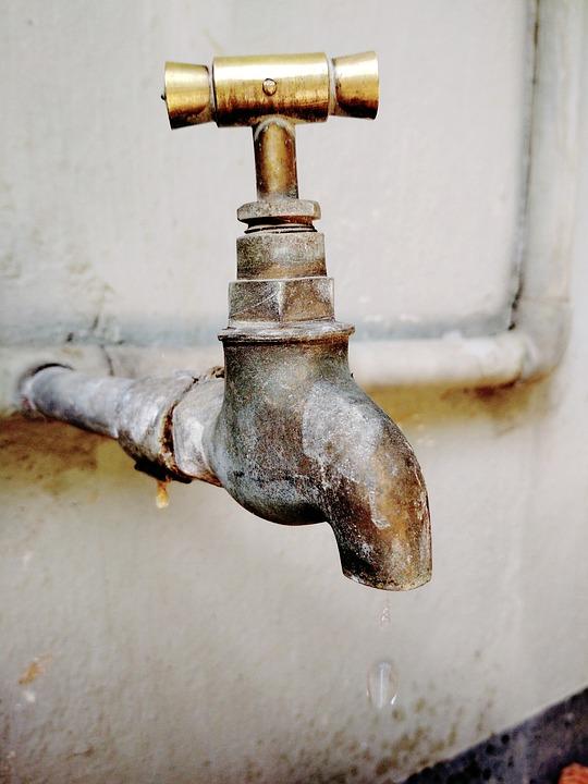 Faucet, Pipe, Plumbing, H2o, Dirty