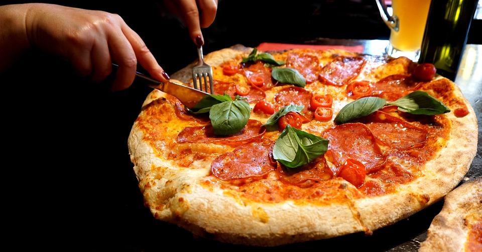 Pizza, Cheese, Food, Mozzarella, Refreshment, Crust