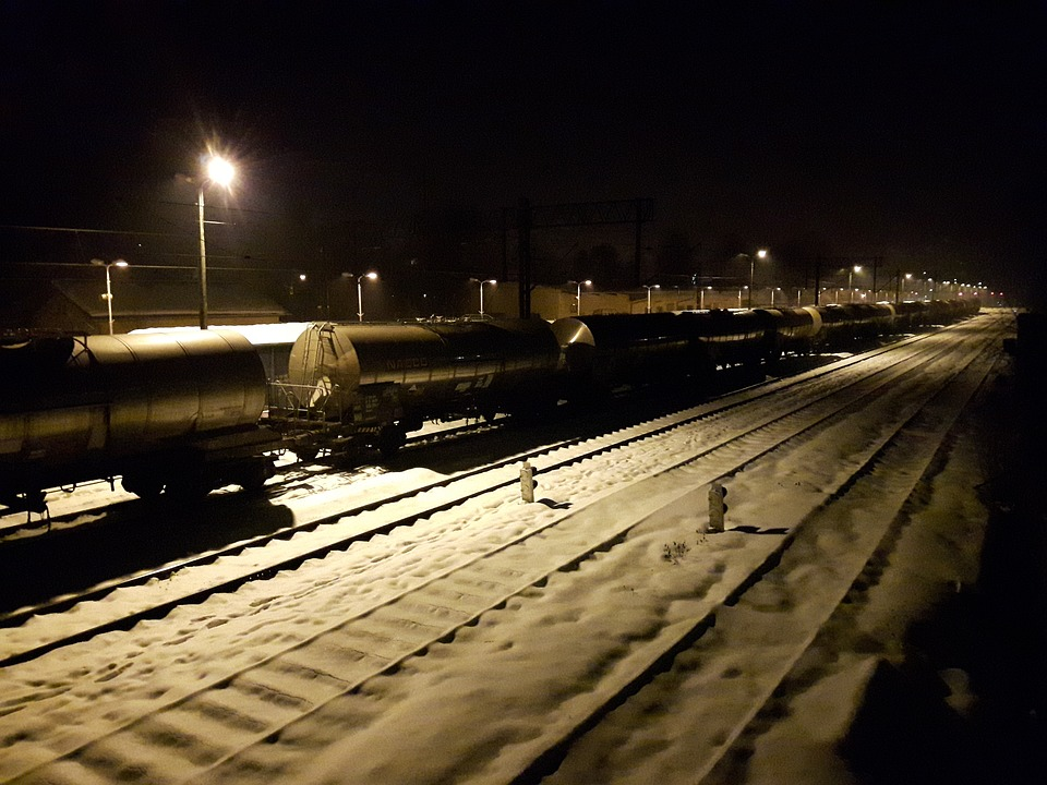 The Station, Trains, Muszyna, Railroad, Pkp, Departure