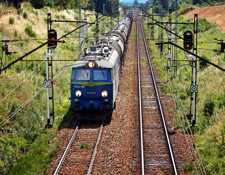 Train, Tracks, Transport, Locomotive, Pkp, Railway