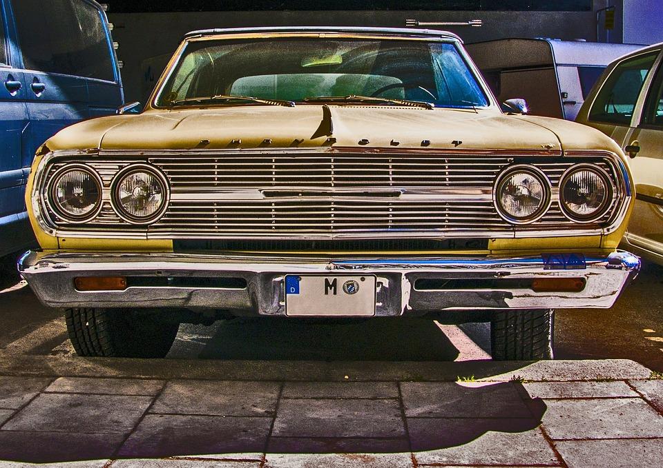 Chevrolet, Malibu, Us Car, Pkw, Classic, Chevelle, Auto