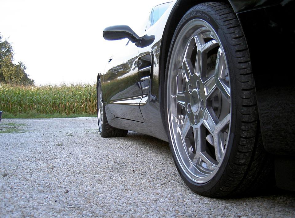 Auto, Corvette, Mature, America, Pkw, Sporty, Cabriolet