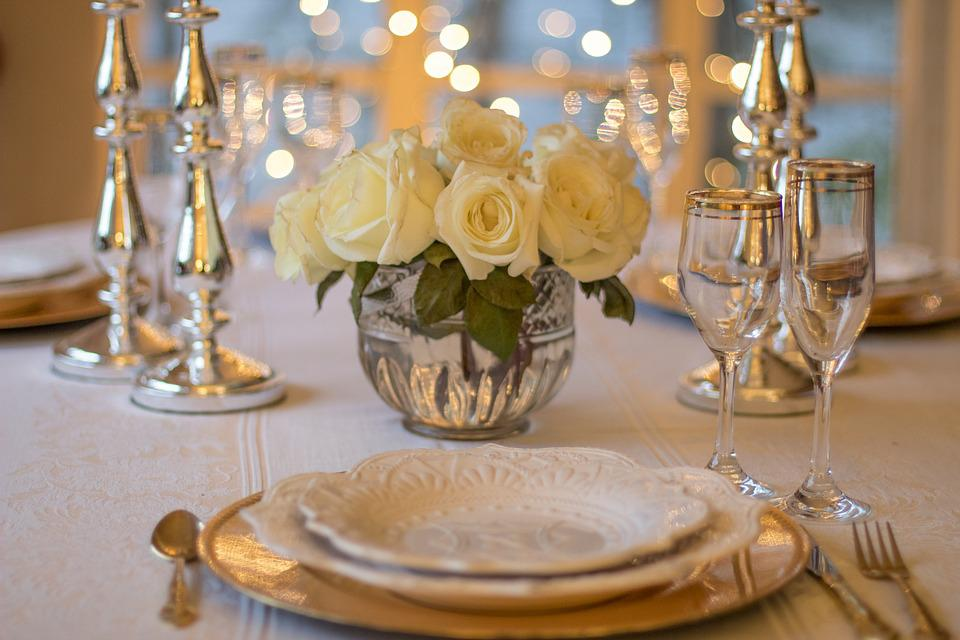 Charmant Table, Place Setting, Dinner, Setting, Place, Plate