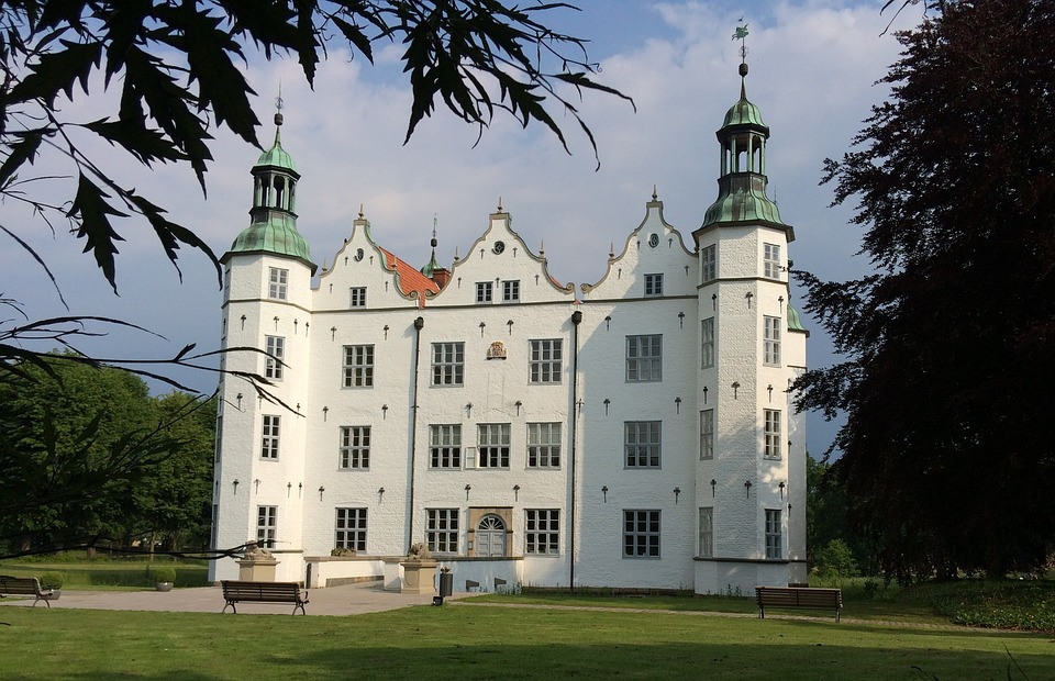 Castle, Ahrensburg, Places Of Interest