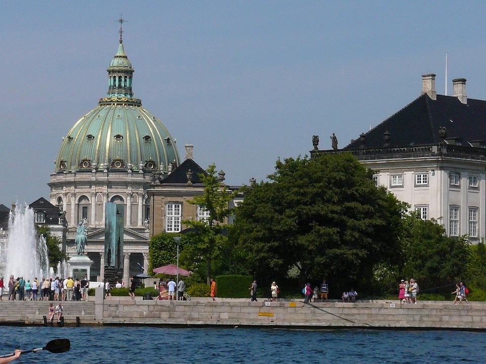 Copenhagen, Boat Tour, Denmark, Places Of Interest