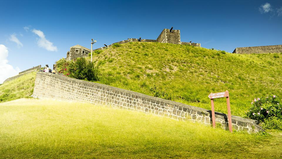 Caribbean, Fortress, Historically, Places Of Interest