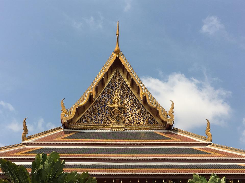 Bangkok, Places Of Interest, Asia, Thailand, Travel