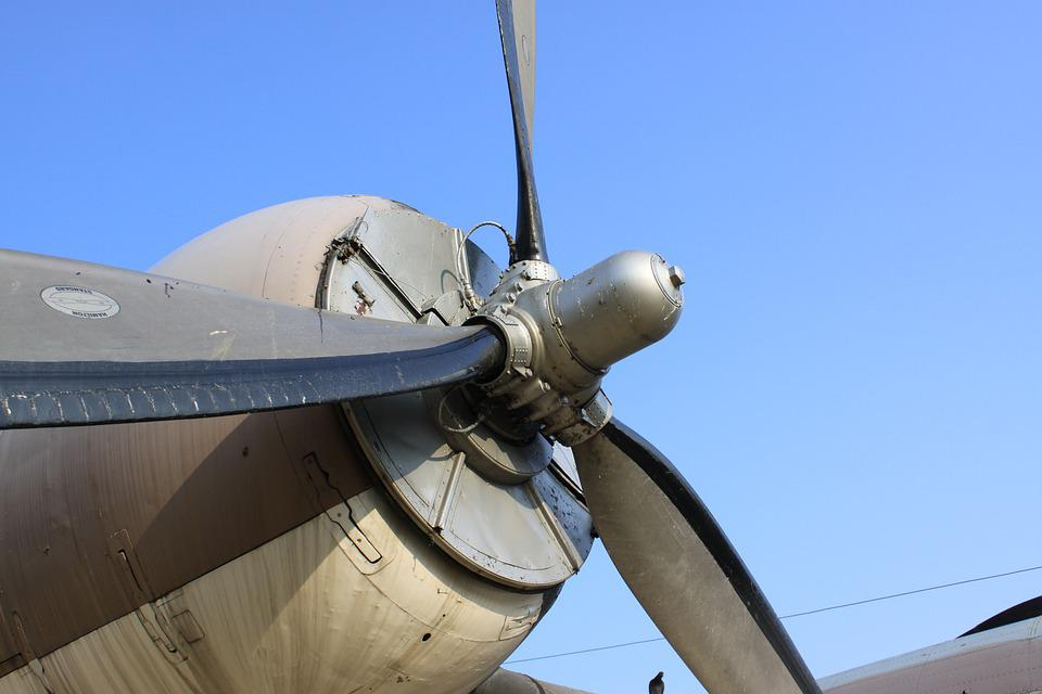 Propeller, Plane, Flight, Aviation, Aircraft, Technique