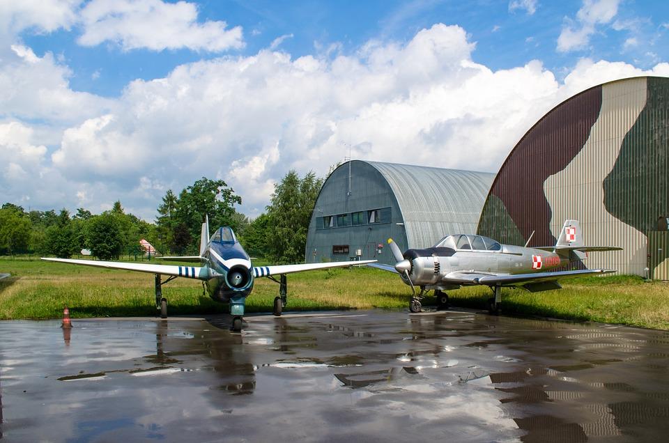 Krakow, Poland, Europe, Tourism, Plane, Museum