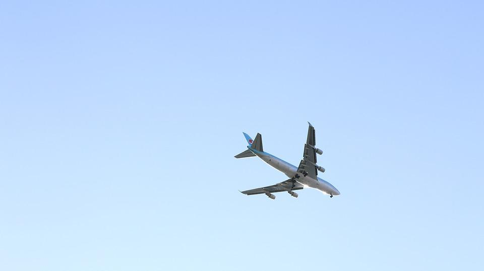 Plane, Sky, Aircraft, Wing, Travel, Fly