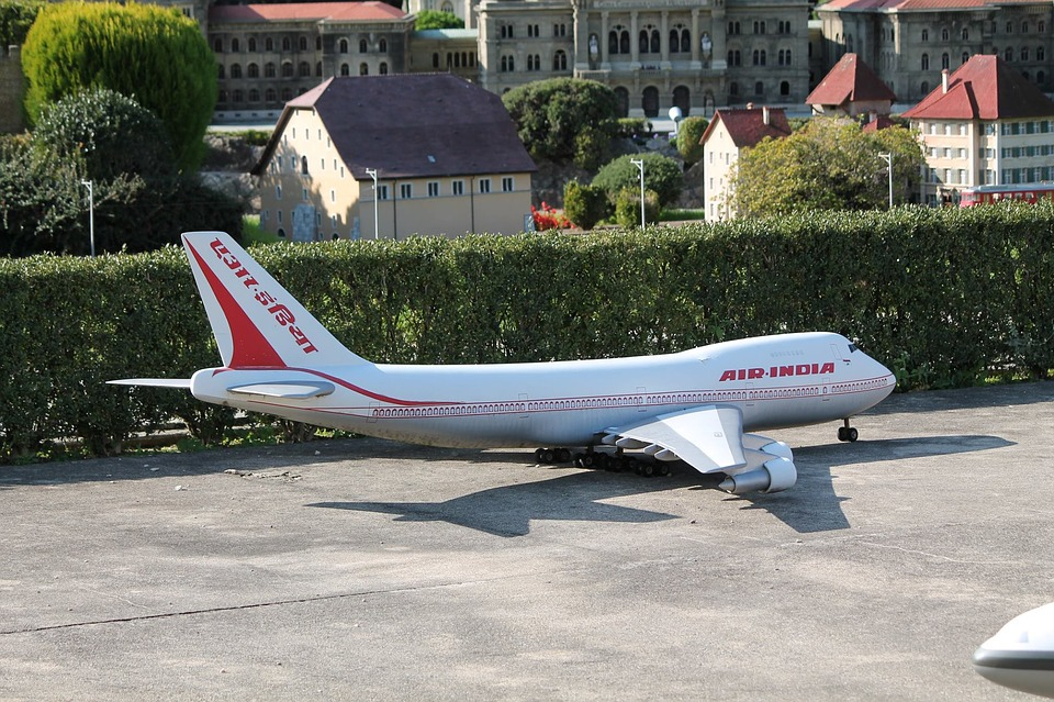 Model, Plane, Swissminiatur, Melide, Switzerland