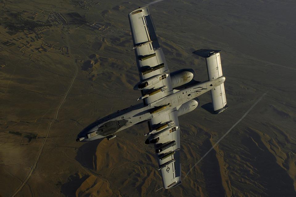 Plane, Test, Military