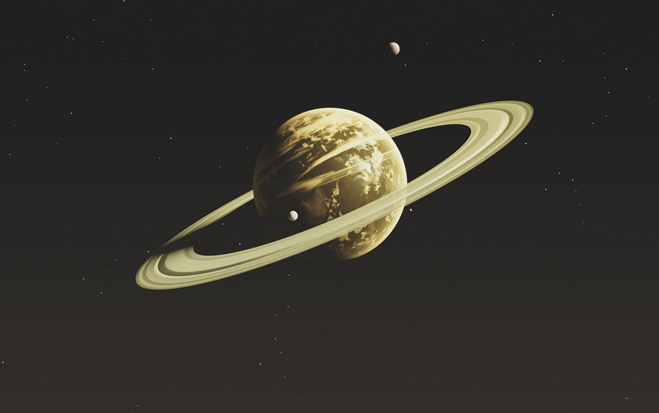 Saturn, Planet, Space, Celestial Body, Solar System