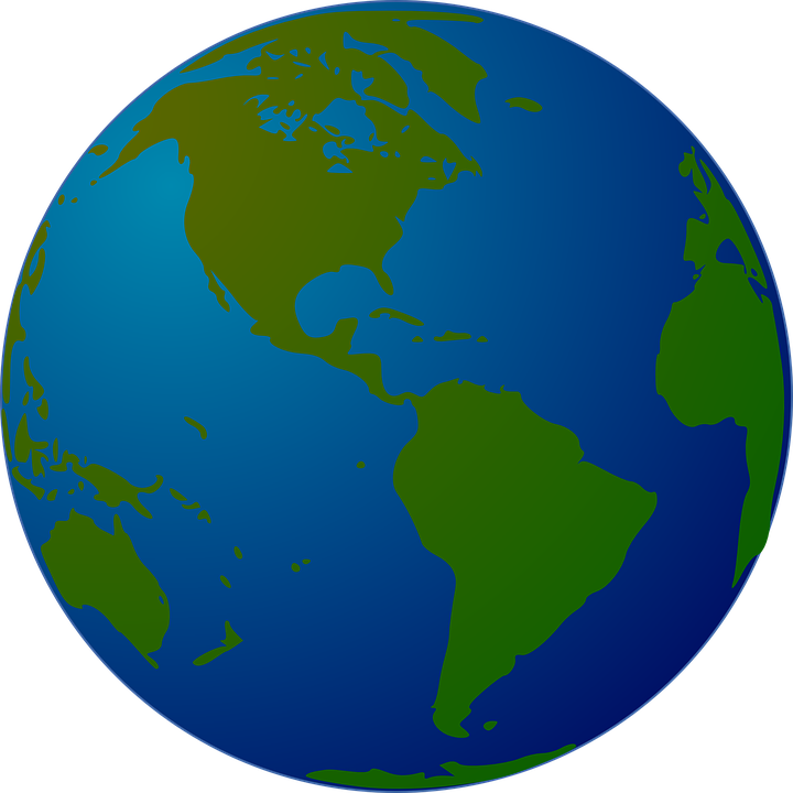 Free photo planet earth world map globe western hemisphere max pixel earth world globe map planet western hemisphere gumiabroncs Gallery