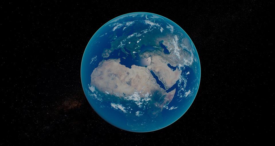 Planet Earth, Earth, Space, Globe, Planet, Universe