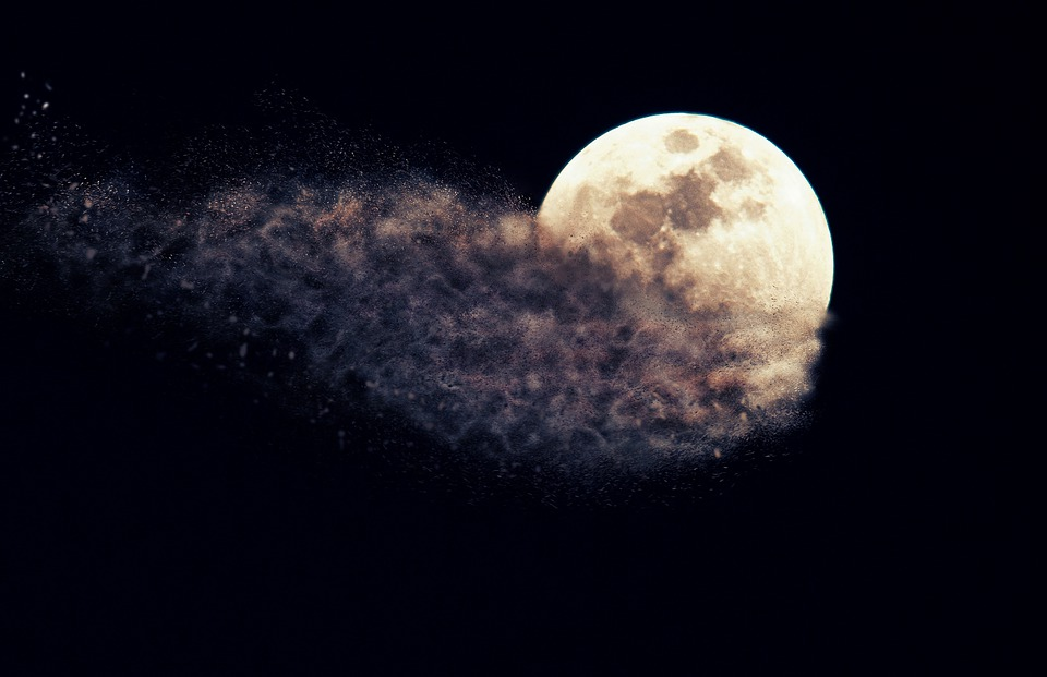 Moon, Astronomy, Planet, Sky, Outer Space